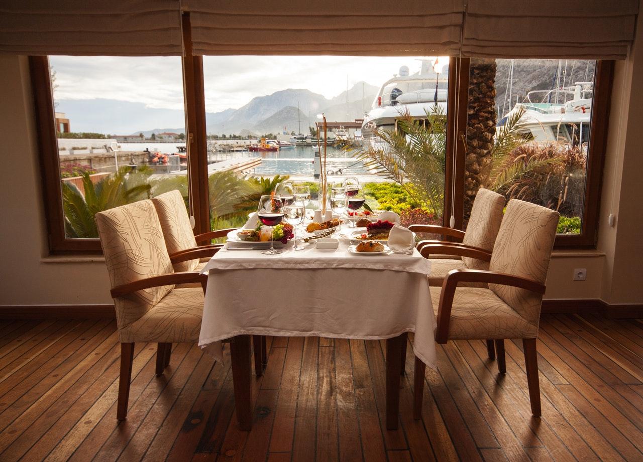 Top 3 des restaurants de France qui offrent les meilleures vues